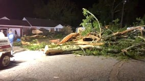 Tornadoes rip through Mississippi leaving trail of damage in multiple cities