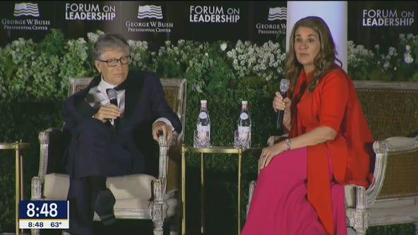 TMZ: Bill and Melinda Gates file for divorce