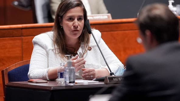 House Republicans choose Rep. Elise Stefanik as new conference chair, replacing Liz Cheney