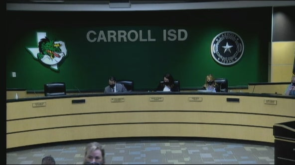 Carroll ISD votes to end mask mandate at end of school year