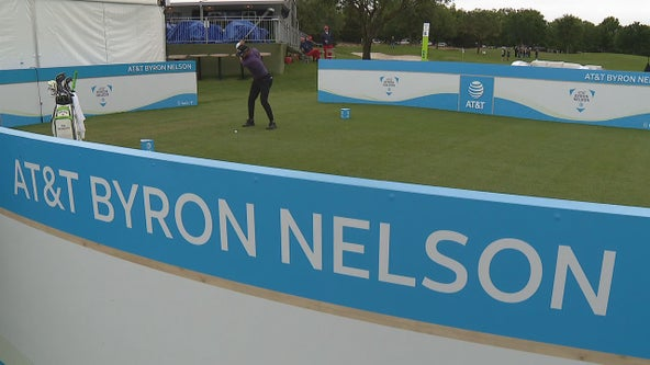 AT&T Byron Nelson golf tournament kicks off in McKinney