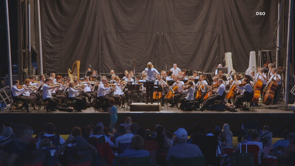 Dallas Symphony Orchestra's free park concerts return for summer 2021
