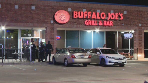 Woman shot in the face during fight at Dallas sports bar