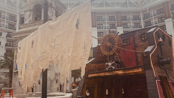 Summerfest begins with pirates and princesses theme at Gaylord Texan in Grapevine