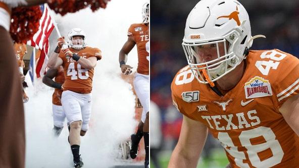 Texas Longhorns linebacker Jake Ehlinger found dead off campus