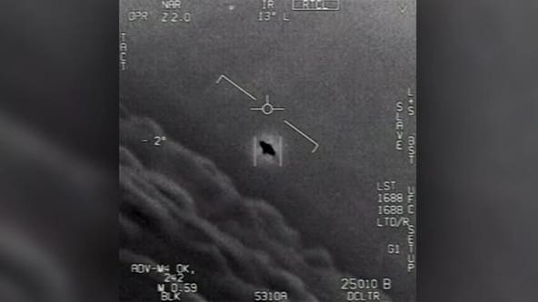 Report on government knowledge of UFOs to be turned over to Senate June 1
