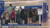 More Southwest Airlines flights canceled as airline tries to get back on track