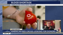 Red Cross looking for blood donors as pandemic fears subside