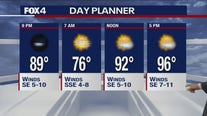 June 17 evening forecast