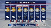 June 24, 2021 AM forecast