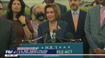 Texas Democrats meet with U.S. House Dems in D.C. after staged walkout over election legislation