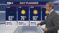 June 16 overnight forecast