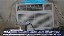 Church program gives away free AC units