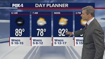 June 24 overnight forecast