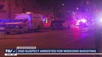 Second suspect arrested for Austin weekend shooting