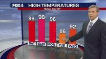 June 18th Evening Forecast