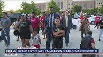 Grand jury clears ex-jailers in death of Marvin Scott III