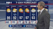 June 17 overnight forecast