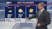 June 11 evening forecast