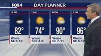 June 18 overnight forecast