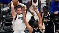 Clippers beat Mavs 126-111 to win series