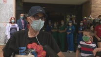 Greenville man released from hospital after battling COVID for 216 days
