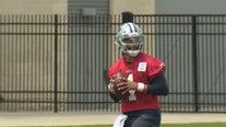 Cowboys quarterback Dak Prescott hopes to be cleared for full practice soon