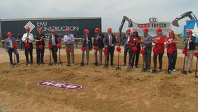 Construction begins on two H-E-B stores in Dallas-Fort Worth metroplex