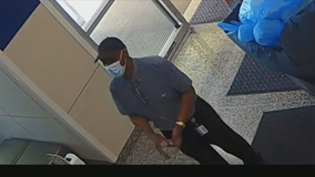 Police working to identify man stealing from North Texas hospital workers by impersonating them