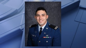 Air Force Academy identifies cadet who died in plane crash near Cleburne