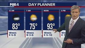 June 15 overnight forecast