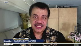 Neil Degrasse Tyson's new book explores galactic frontier