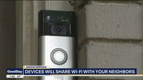 Amazon turns on Sidewalk Wi-Fi sharing service