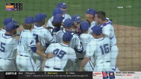 TCU, DBU moving on to the NCAA baseball tournament