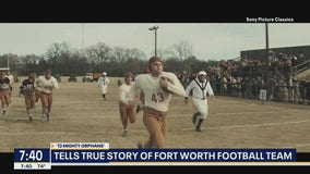New movie tells the true story of a Fort Worth football team