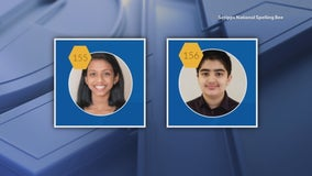 2 North Texas students to compete in Scripps National Spelling Bee finals