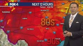 June 22 morning forecast