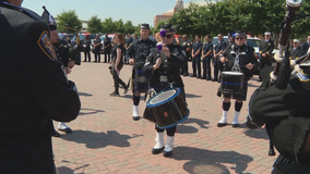 Honor walk held in Fort Worth to commemorate upcoming 20th anniversary of 9/11 attacks