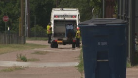 Shortage of workers leading to more delays for Dallas trash collection