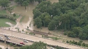More street flooding as heavy rain continues across North Texas