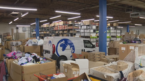 Trusted World working with police departments to get food, items to North Texans in need