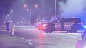 Pedestrian dies after being struck by vehicle in Dallas