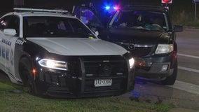 Suspected DWI driver hits DPD squad car