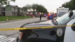 Hurst police shoot, injured gunman who fired at officers