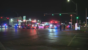 Driver charged with intoxication manslaughter following fatal auto-pedestrian crash in Dallas