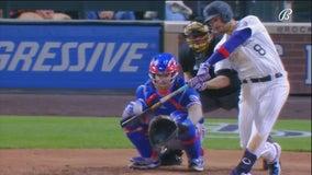 Fuentes homers, Rockies beat reeling Rangers 6-3