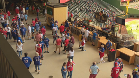 Texas Rangers to allow fans to bring own food, water into Globe Life Field