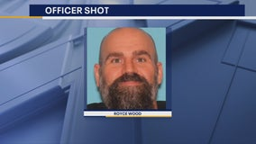 Police officer in Wise County shot, search for shooter continues