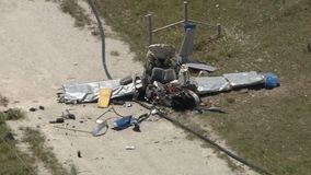 Air Force Academy cadet among 2 killed in plane crash near Cleburne