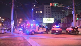 Woman hit by gunfire after argument spills out of Uptown Dallas bar